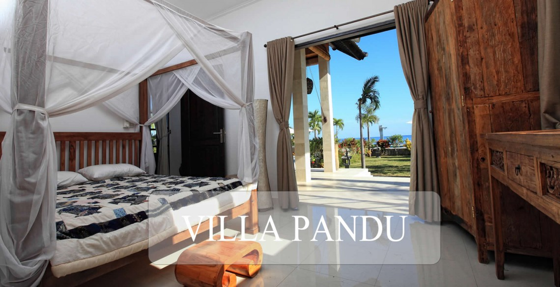 Villa Pandu Bedroom