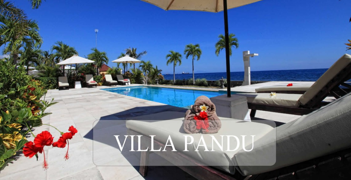 Villa Pandu Zwembad