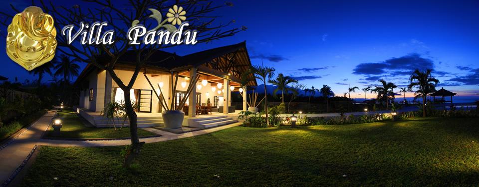 Vakantievilla Pandu huren op Bali