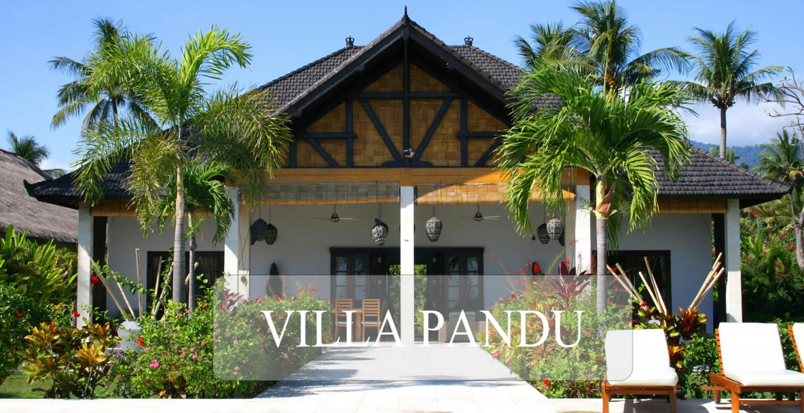 Huren op Bali - Villa Pandu Noord Bali